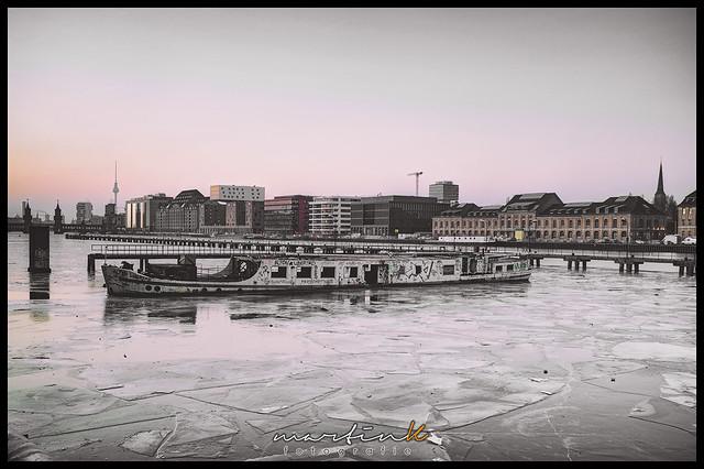 Schiffswrack -
