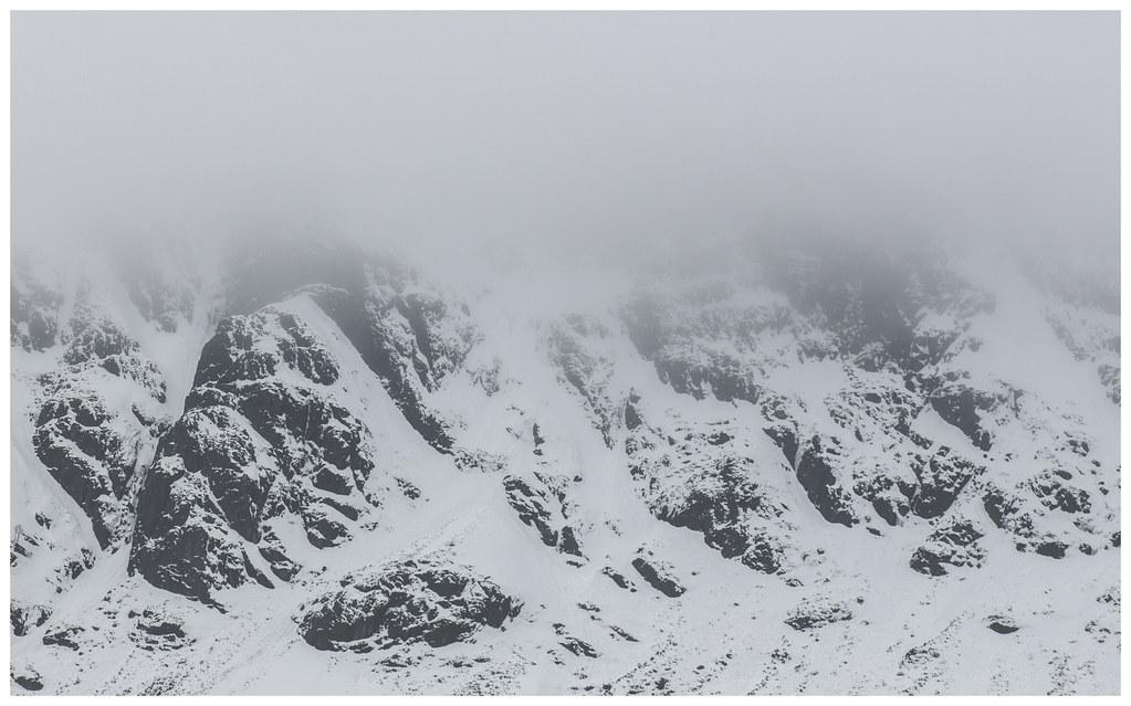 Mist & Snow, Glencoe