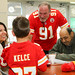 2018 Chiefs Visit Don Bosco Senior Center