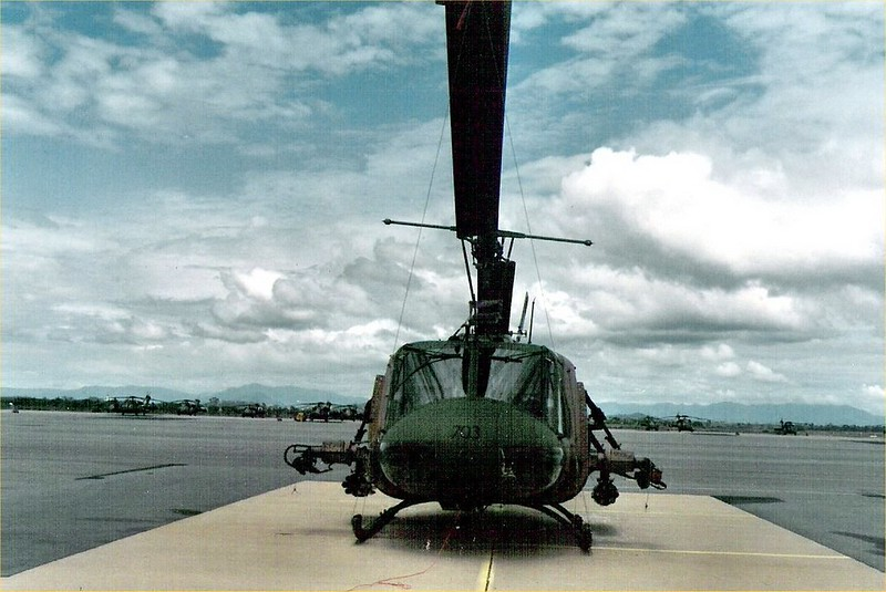 UH-1D Huey Gunship 4