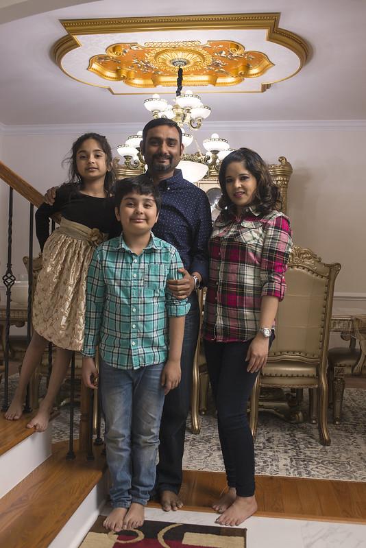 Pryalal (Prio) Karmarkar & Family