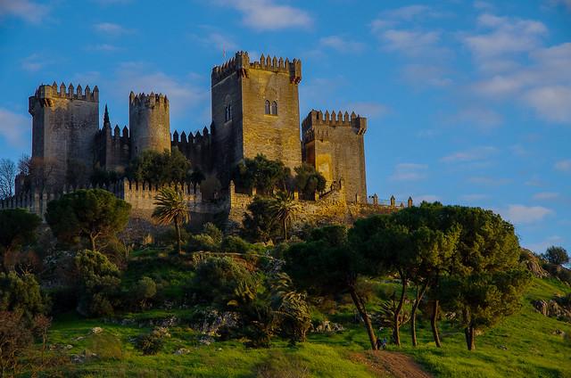 Castillo de Almodóvar.