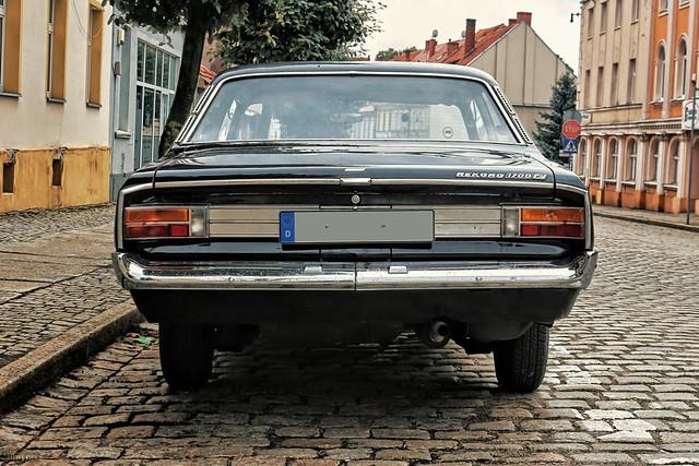 Opel Rekord C 1966-71