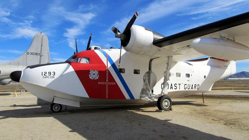 Grumman HU-16E Albatross 1