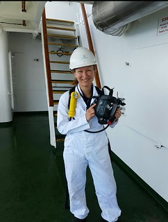 What's it like being a female cadet? | Chamber of Shipping