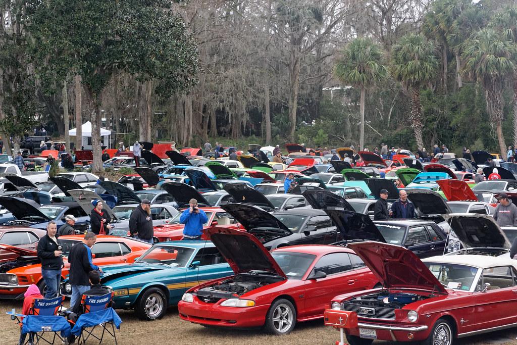 National Parts Depot >> 2018 National Parts Depot Car Show Ocala Just A Small Nu
