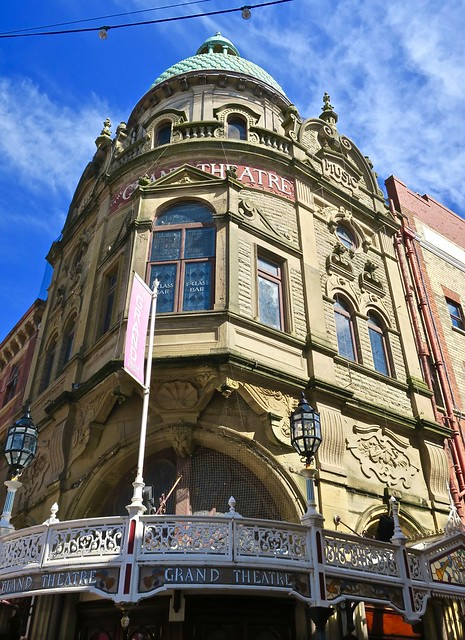 Grand Theatre, Blackpool, UK