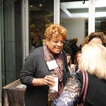 Denise Kiernan at Carnegie Circle Event