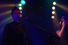 Sin Fang, Sóley and Örvar Smárason @ EKKO Utrecht