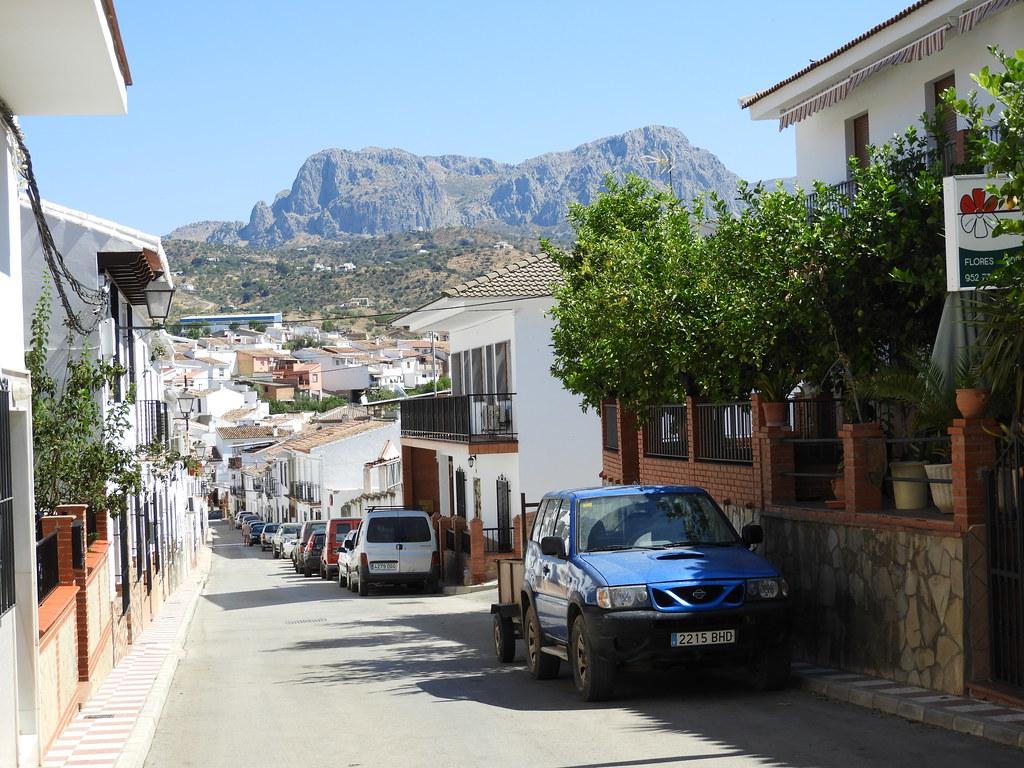 Calle de Riogordo