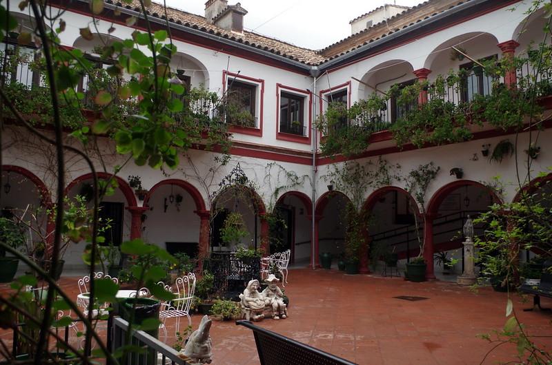 Patio del Hospital de Jesús Nazareno IMGP2419