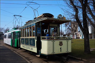 AEG Tram & GT4 - no. 324 | by Lineus646