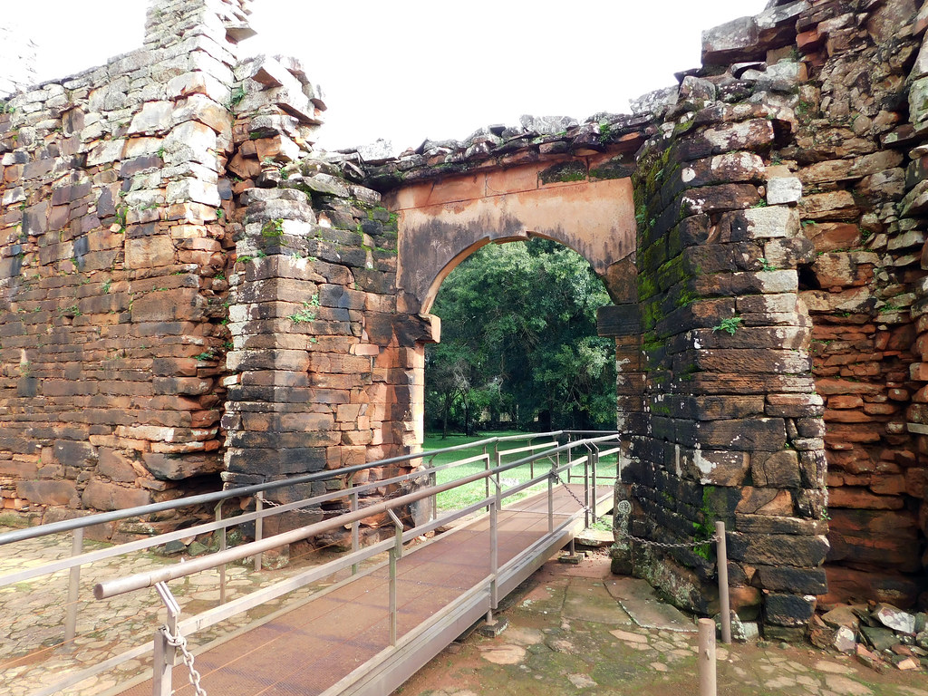 Ruinas de San Ignacio. 2017