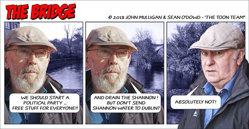 Drain The Shannon | by Real Group Photos