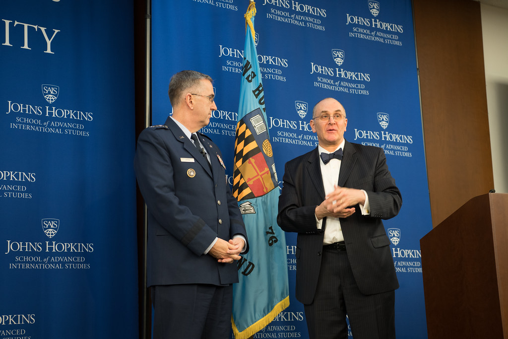 A Lecture with General Hyten, Commander, U S  Strategic Co