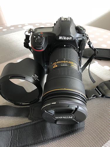 Nikon D850 and Nikon AF-S Nikkor ED VR 24-70 mm 1:2 8E | by jens kuhfs