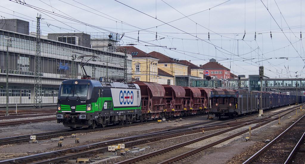no sale tax exclusive deals usa cheap sale ELOC / ECCO-Rail 193 211   Regensburg Hbf   Vali Andrei   Flickr