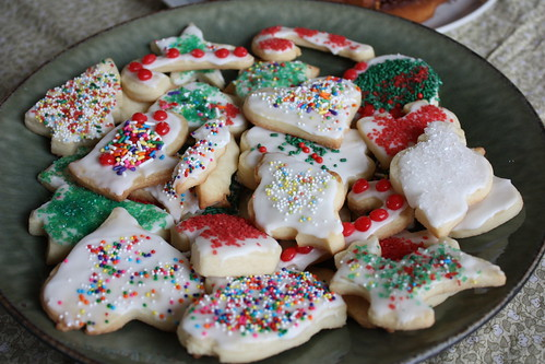 Christmas 2017 Sugar Cookies   by CaitlinD