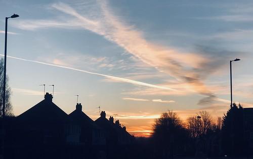 weather photographer photography amateurphotographer amateurphotography iphonephotography sunrise sun greatbarr birmingham westmidlands uk