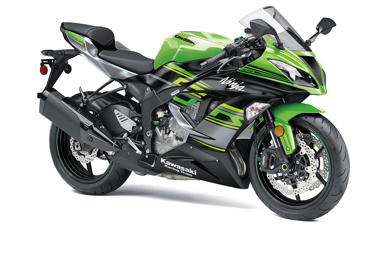 2018 Ninja Zx 6r 636 Krt Edition Kawasaki Motors Australia