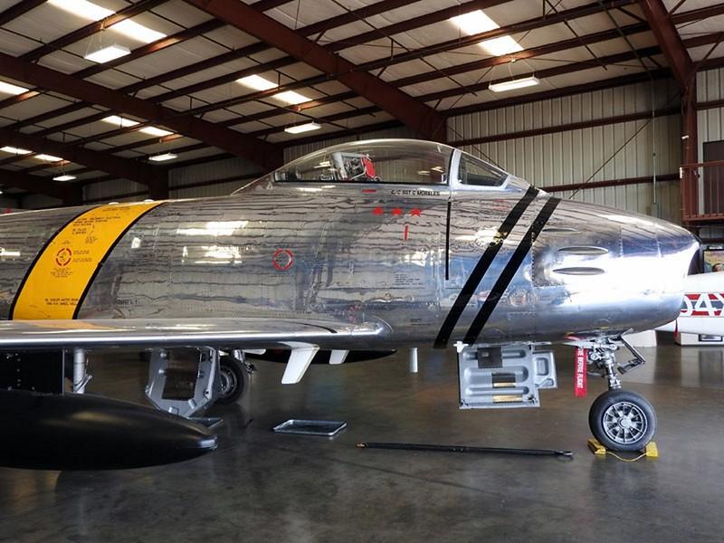 Canadair F-86 todos los mk.6 Sabre 6
