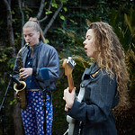 Wed, 14/03/2018 - 11:28am - Nilüfer Yanya Live at Hotel San Jose, 3.14.18 Photographers: Gus Philippas