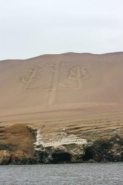 Paracas Candelabra