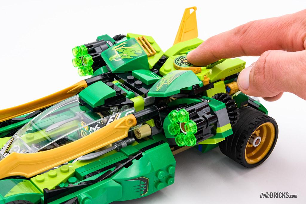 Review Lego 70641 Ninja Nightcrawler More On Wwwhellobric Flickr