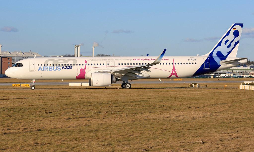 A321-251NX, Airbus, D-AVZO, D-AVZO (MSN 7877)