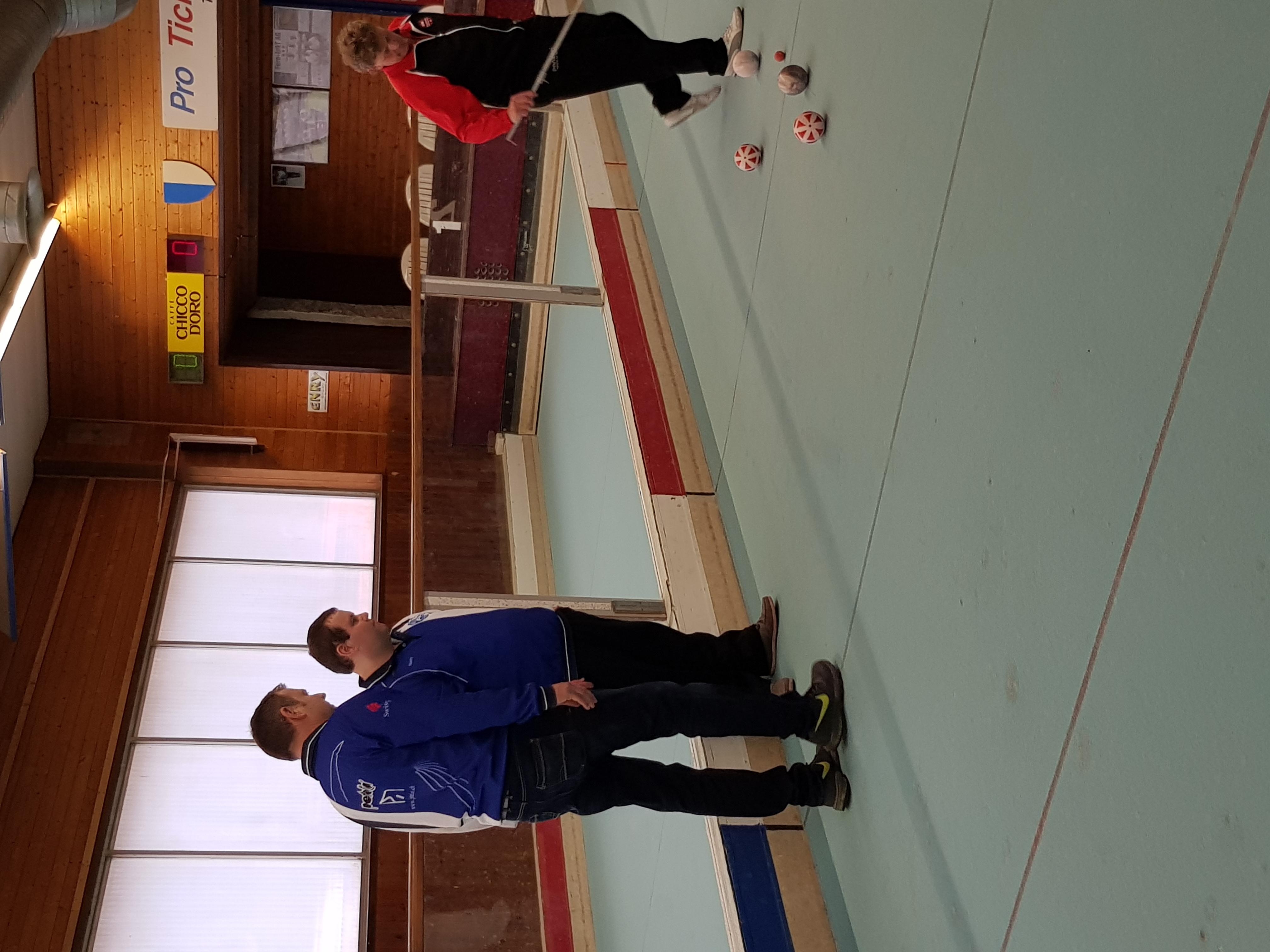 Training & Wettkampf