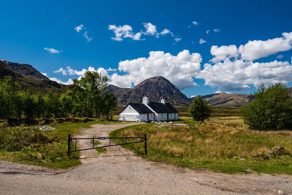 Blackrock Cottage, Glencoe Fuji X-Pro 2 & 16mm 1 4 (Lightr… | Flickr