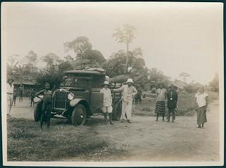 In Belgisch-Kongo | In the Belgian Congo 1927
