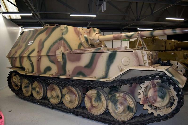 Elefant SdKfz 184 3