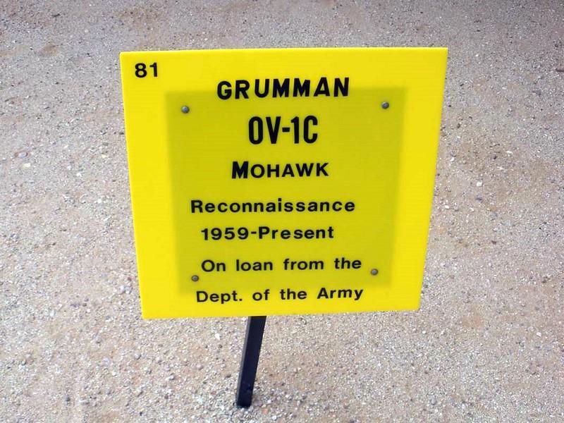Grumman OV-1C Mohawk 1