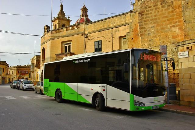 Malta Public Transport BUS702 - L'imqabba