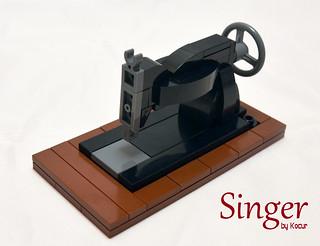 Singer 01 | by kocurvelox