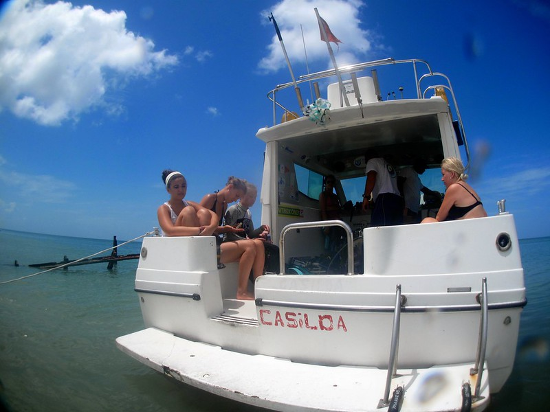 Cuba July 13th 2012 Diving Playa Ancon-People to People Cultrual Exchange 3115
