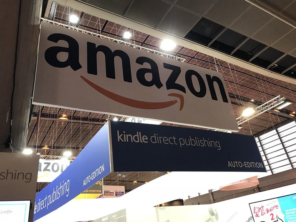 Amazon   Kindle direct Publishing, Audible   ActuaLitté   Flickr