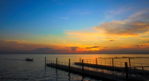 canon florida kathrynlouise sunset stjohnsriver lakemonroe boat dock peir seascape seashore seaside reflections gratefuldeadlyrics roberthunterlyrics