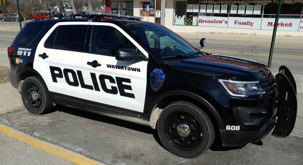Watertown police log