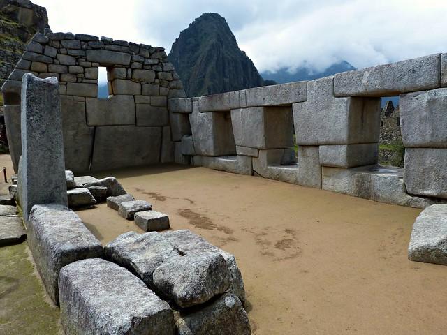 Templo de las Tres Ventanas. Machu Picchu 🇵🇪