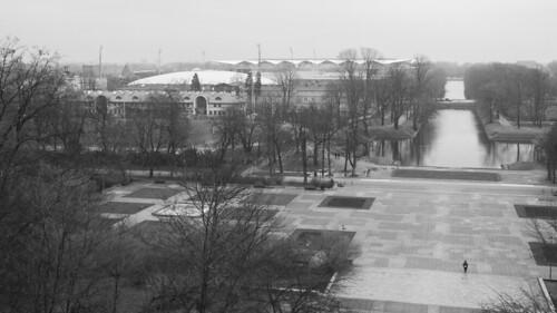 warsaw warschau warszawa masovia poland polen polska city cityscape eu europa europe winter 2017 december aerialview legiawarsaw legiawarszawa