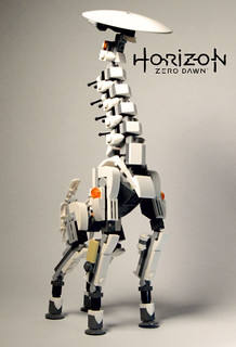 Tallneck Instructions By Wayne De Beer (PDF Building Instructions) | by Repubrick.com