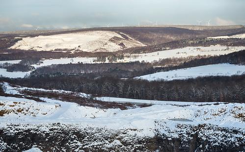 bigsavagemountain frostburg maryland alleganycounty snow