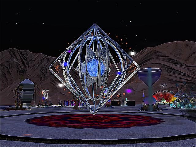 Burnal Equinox  - Cosmic Diamond