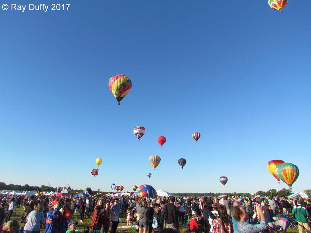 NJ Festival of Ballooning 2017
