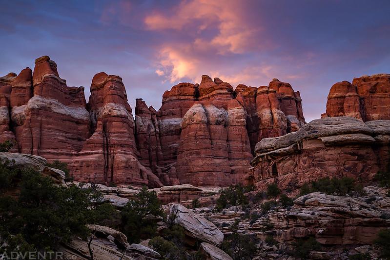 Elephant Canyon Color