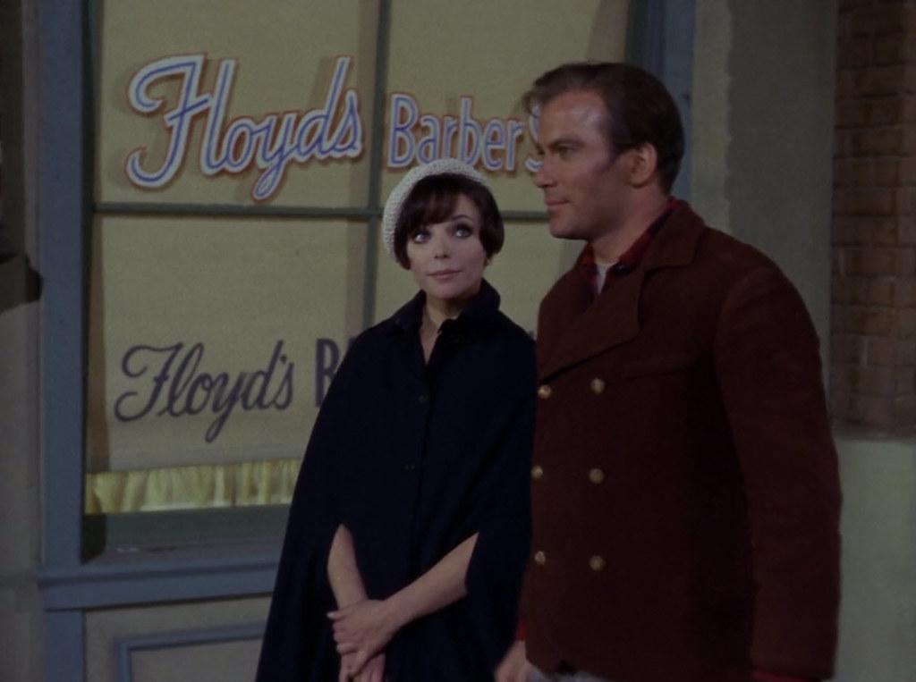 Image result for Star Trek - The City on the Edge of Forever