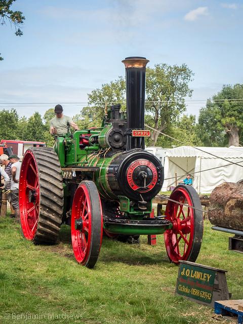 Shrewsbury Steam Rally