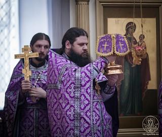 Литургия Преждеосвященных Даров 400